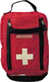 Pack a First Aid kit for snowmobile emergencies