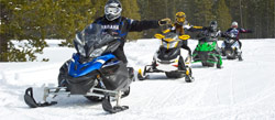 Riding Tips for Snowmobilers